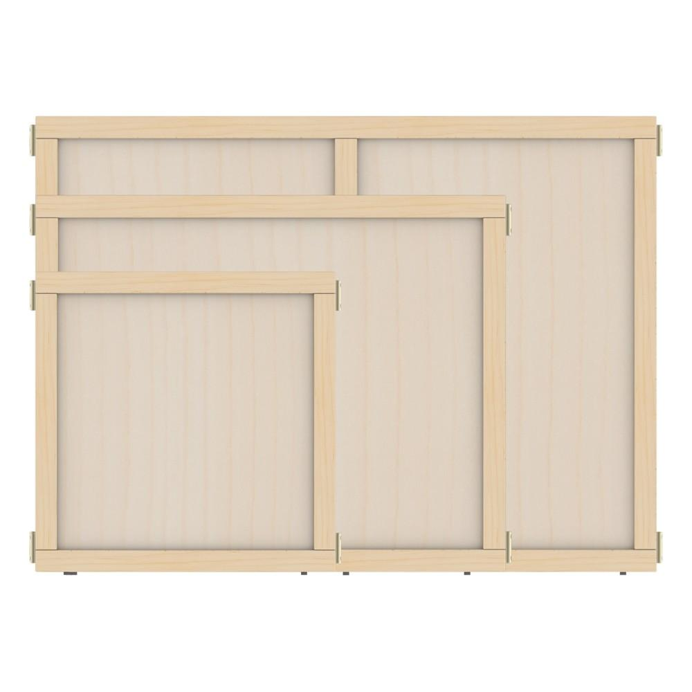 Panel Height Wide Plywood