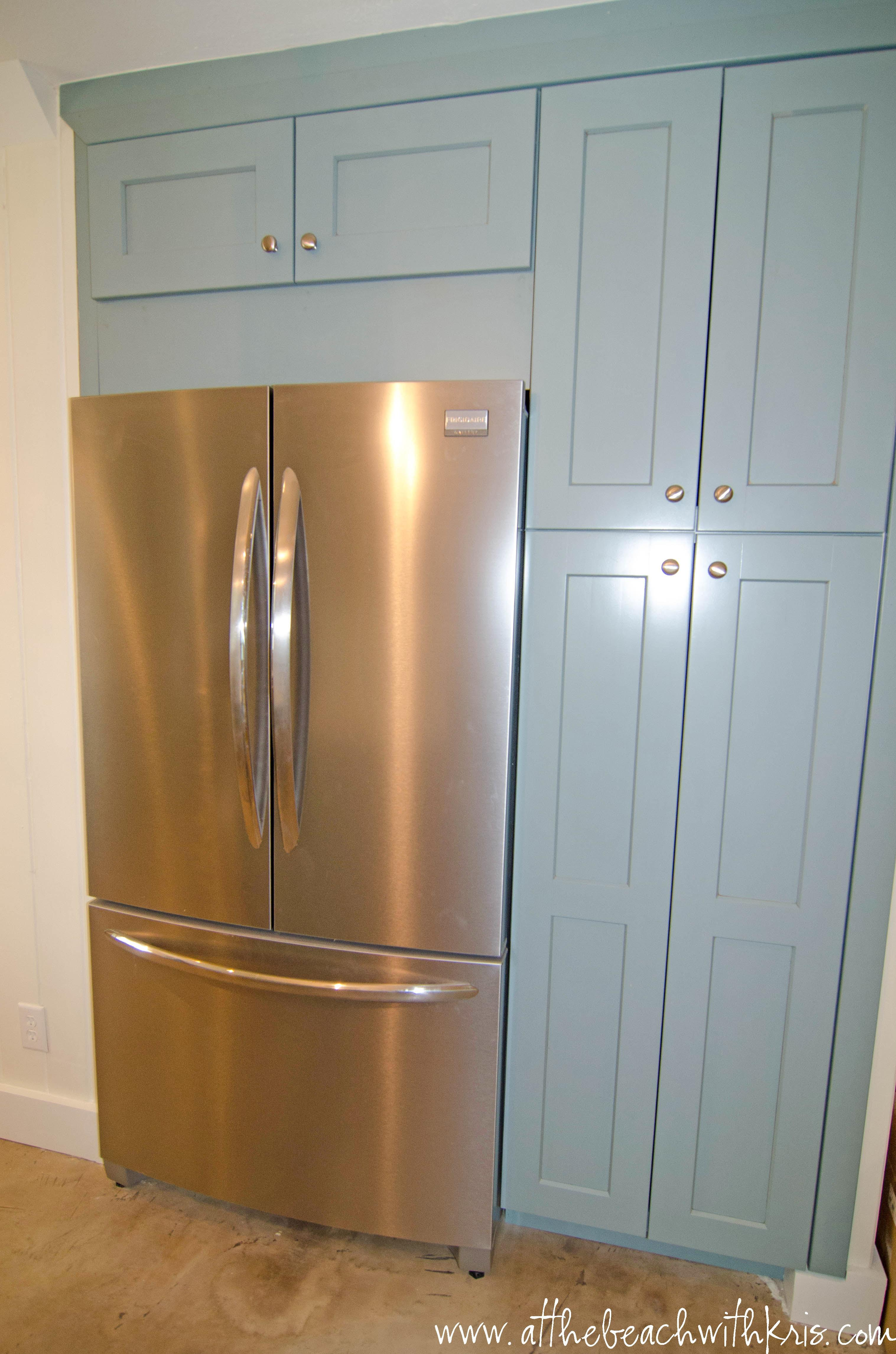 Pantry Cabinet Painted Furniture Trend Home Design Decor