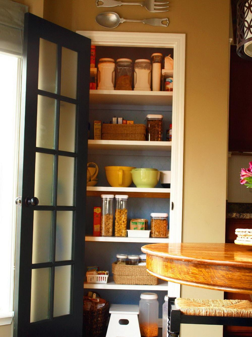 Pantry Ideas Kitchen Marvelous Smart Small