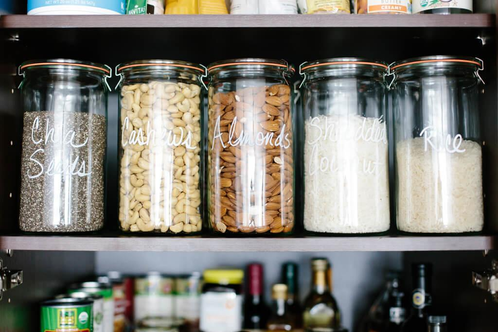 Pantry Organization Tips Creating Healthy