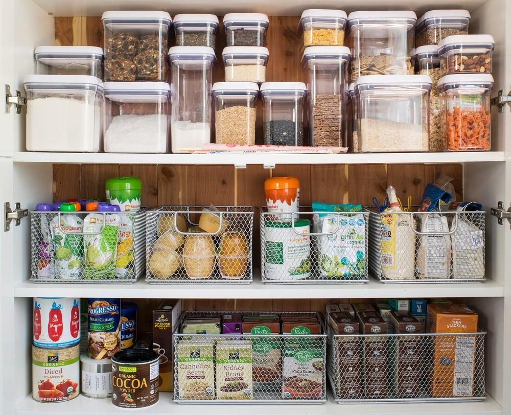 Pantry Storage Containers Marvelous Organizer