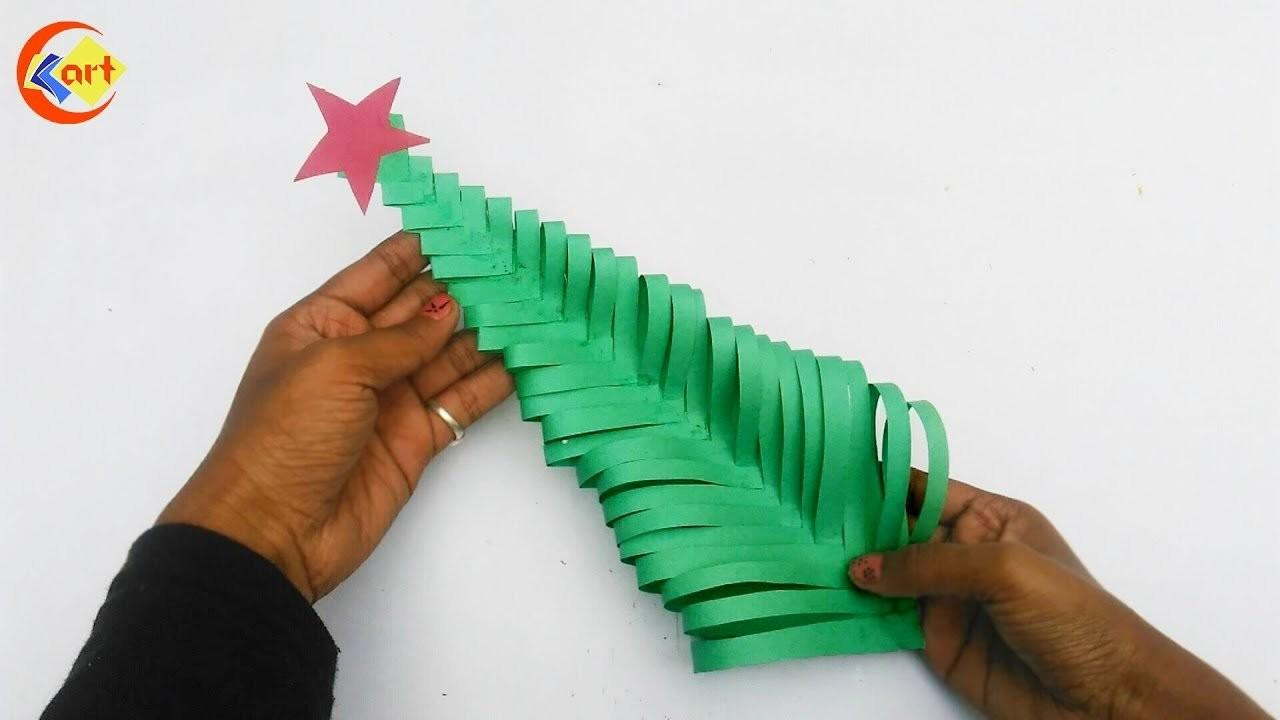 Paper Christmas Tree 2017 Best Template Idea