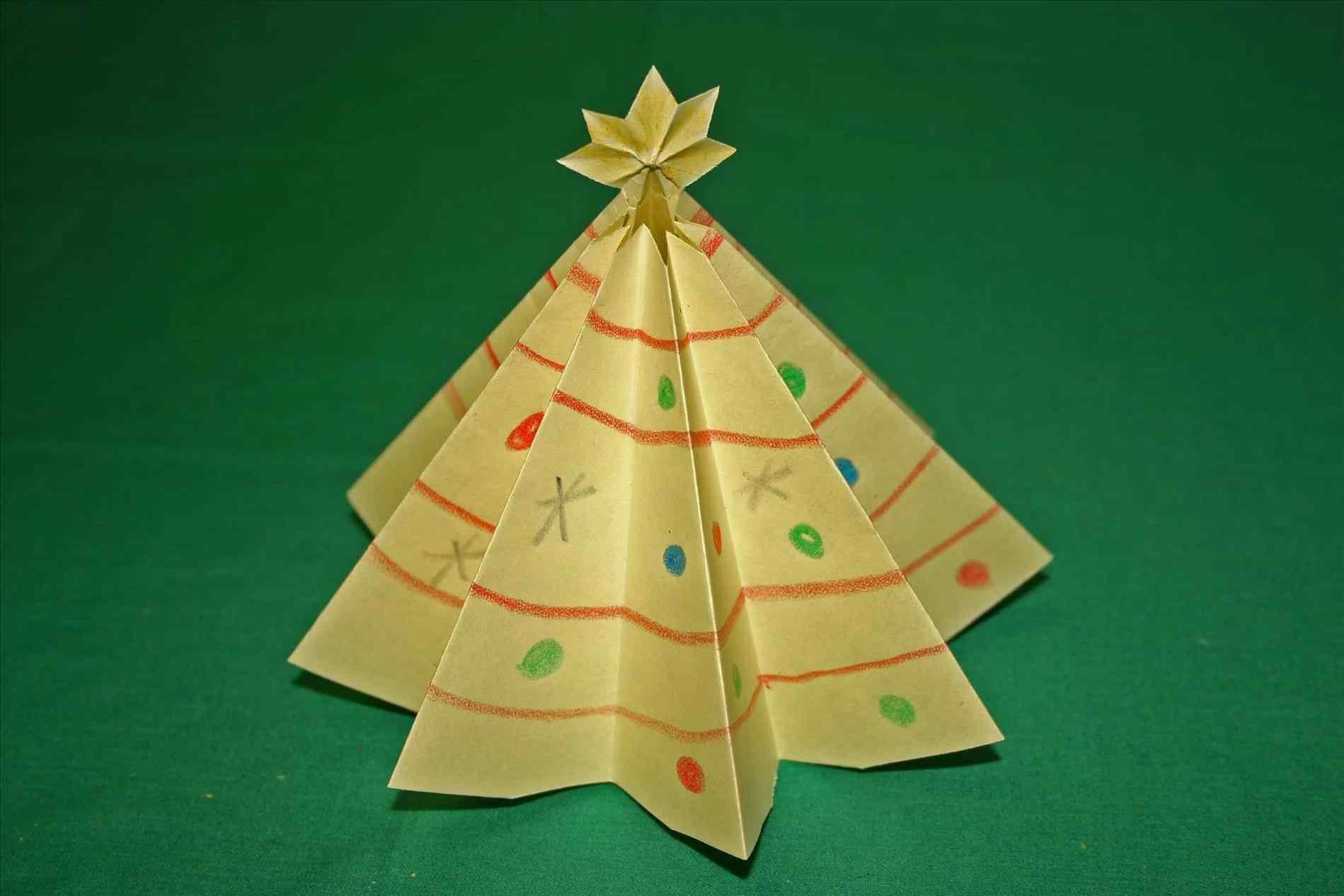Paper Easter Craft Dma Christmas Tree Diy Decorions