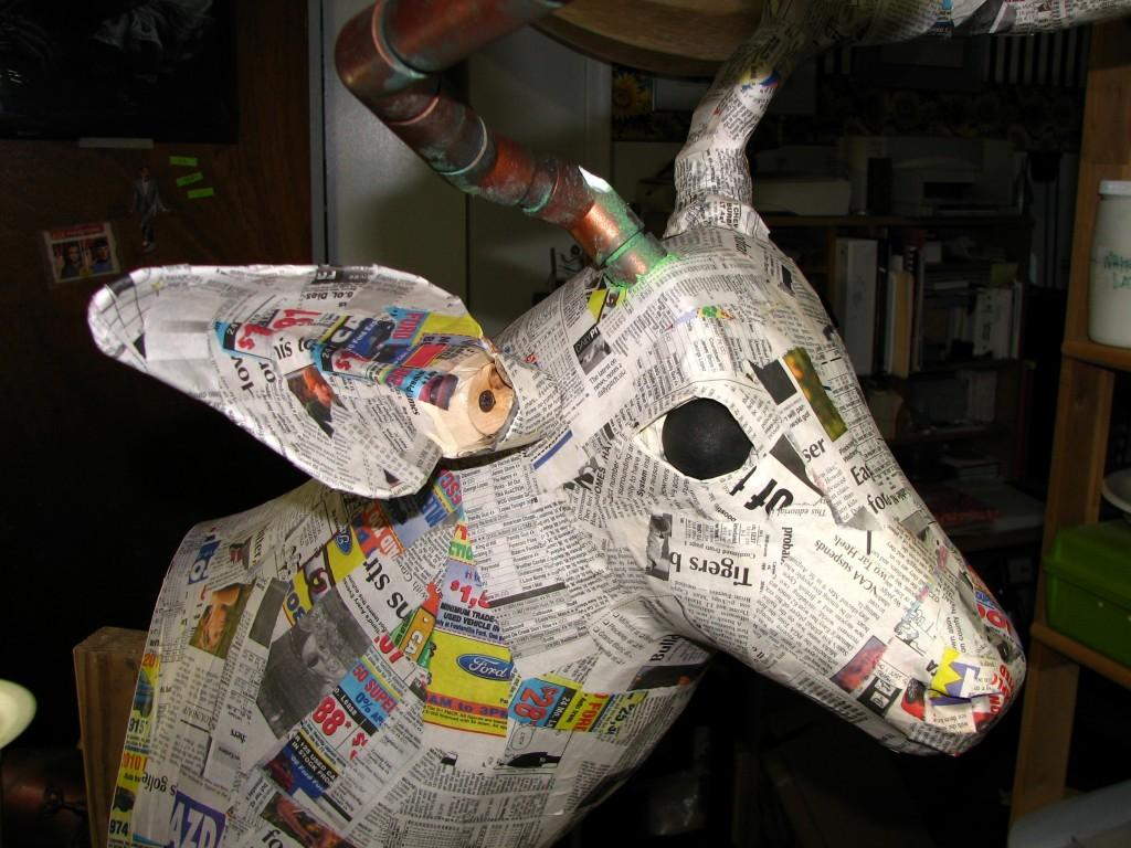 Paper Mache Projects Guide Patterns