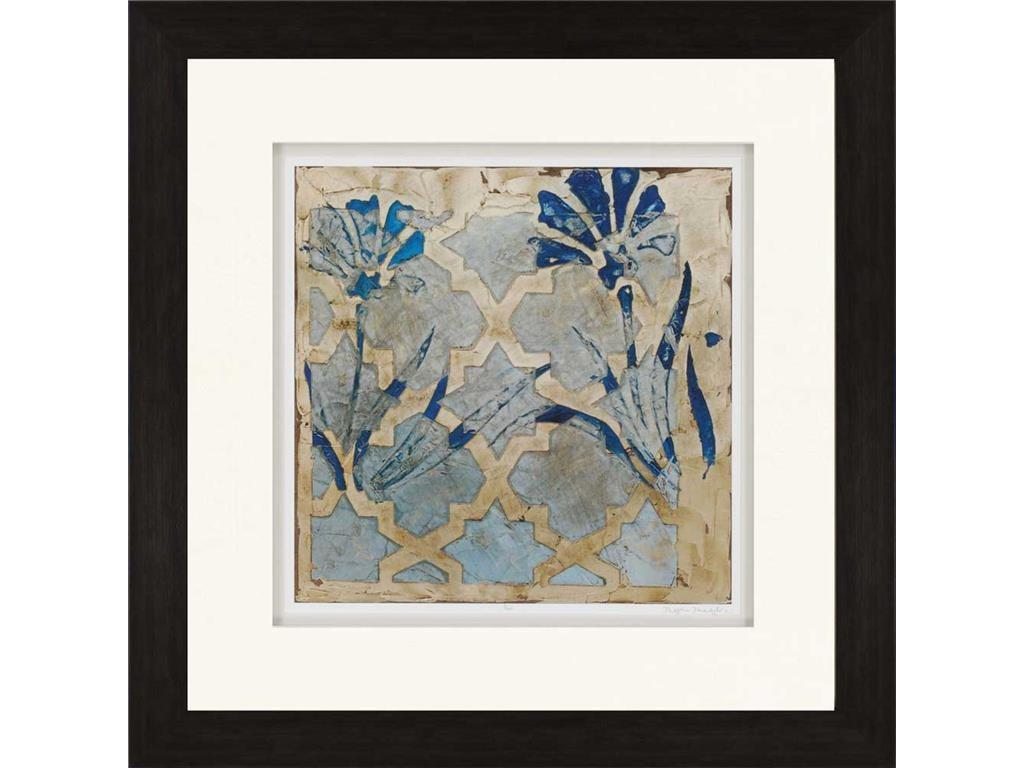 Paragon Accessories Stained Glass Indigo 7655 Colony