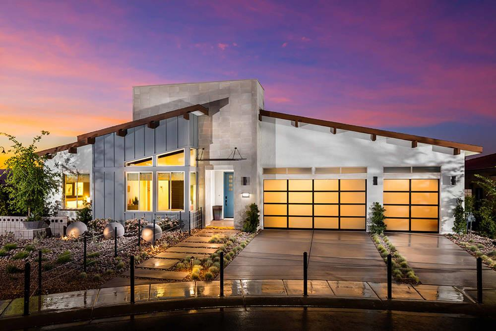 Pardee Homes Las Vegas Division Wins Silver Nugget Awards