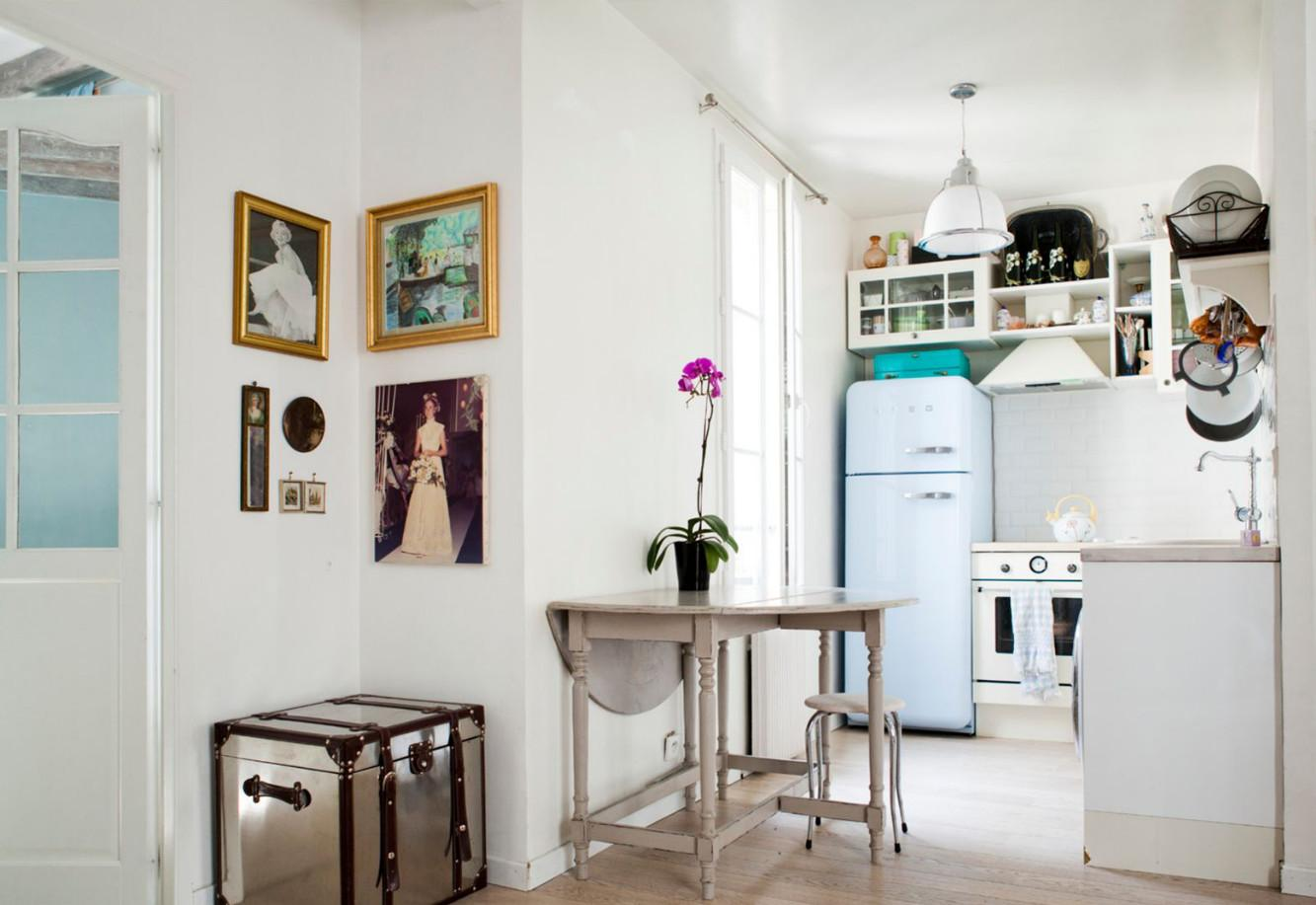 Paris Apartment Styling Secrets Rue Mag Decor8