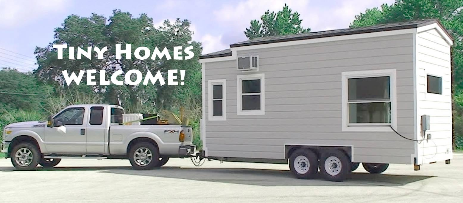 Parks Accepting Tiny Homes Cornerstone