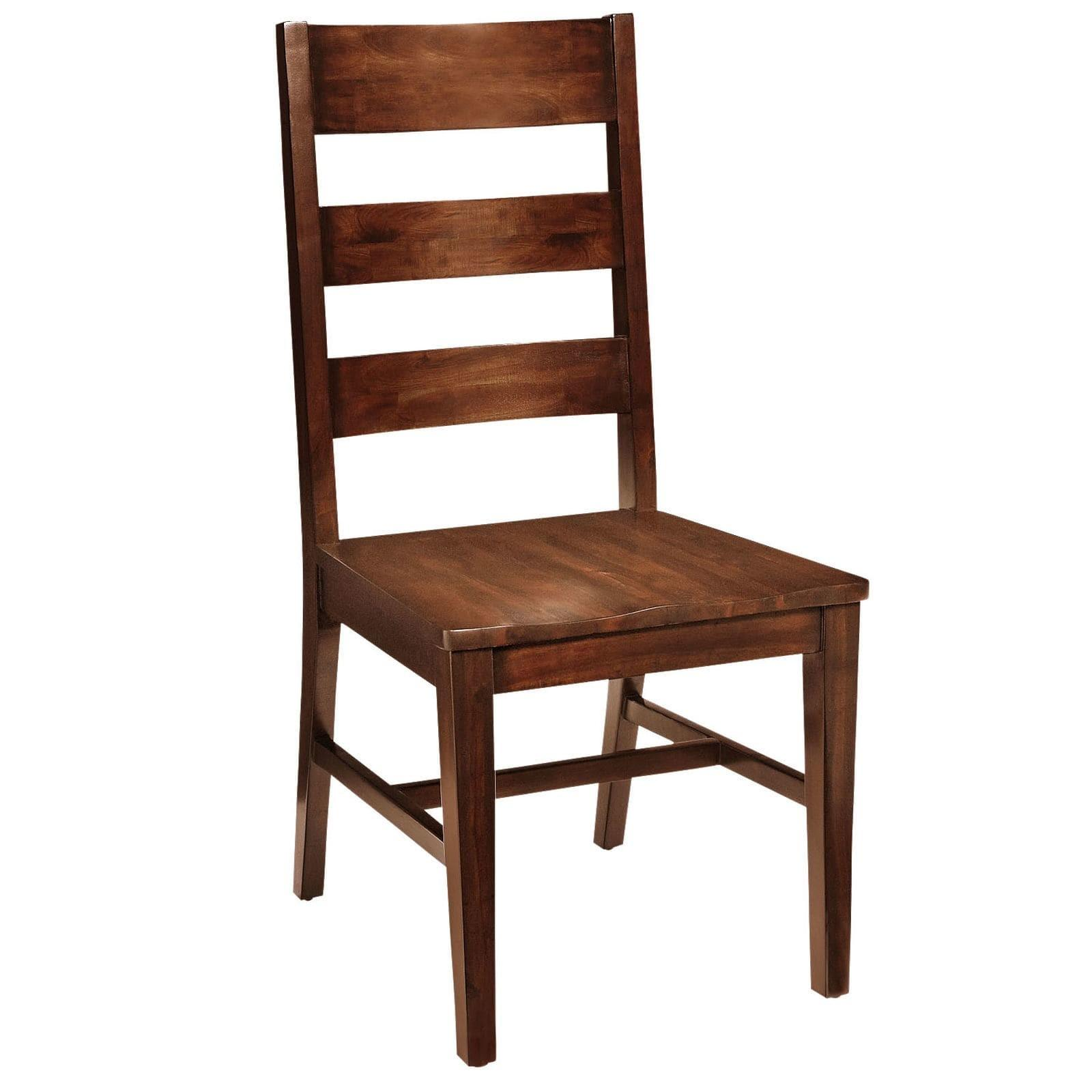 Parsons Tobacco Brown Dining Chair Pier Imports