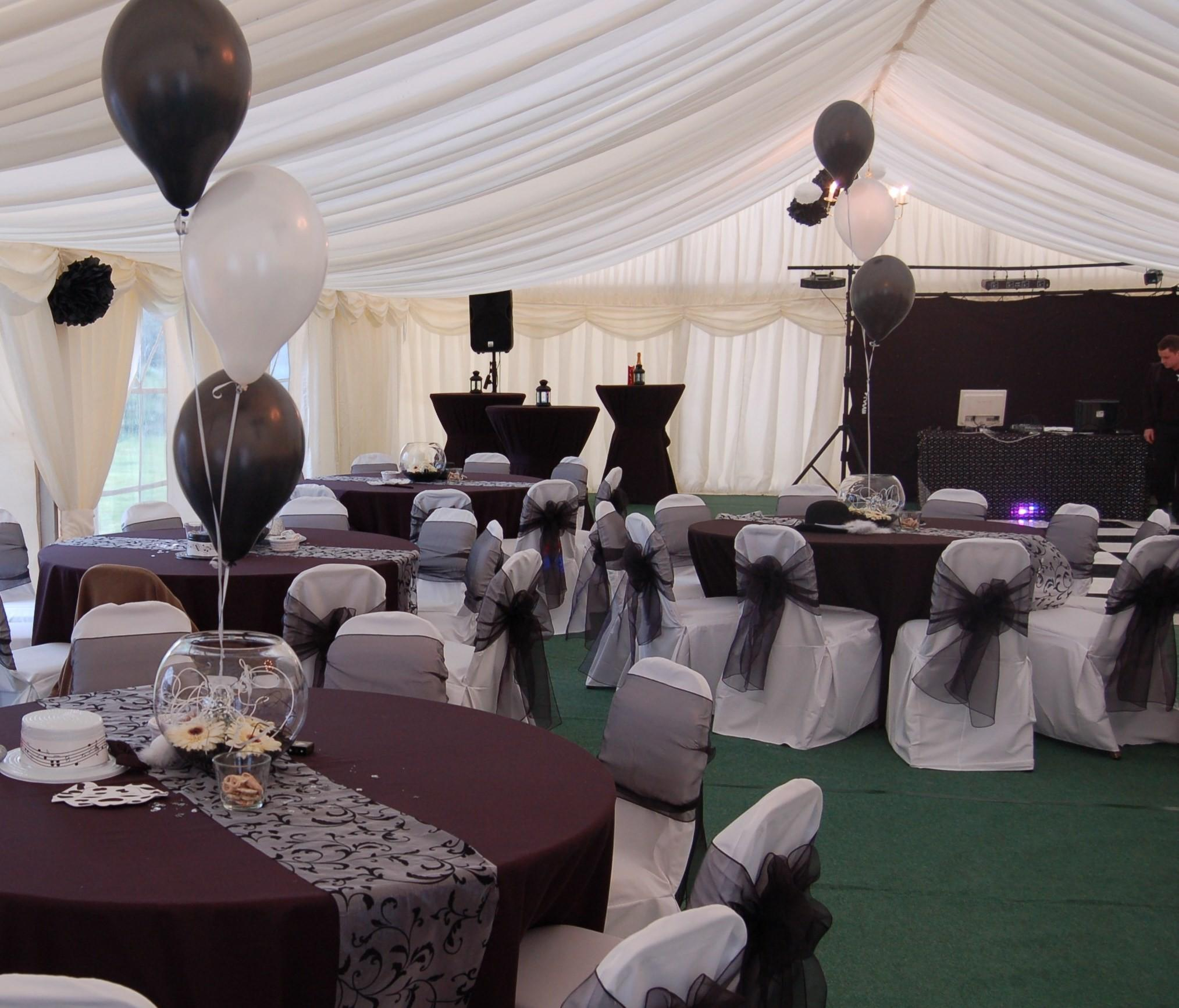 Parties Marquee Hire North East