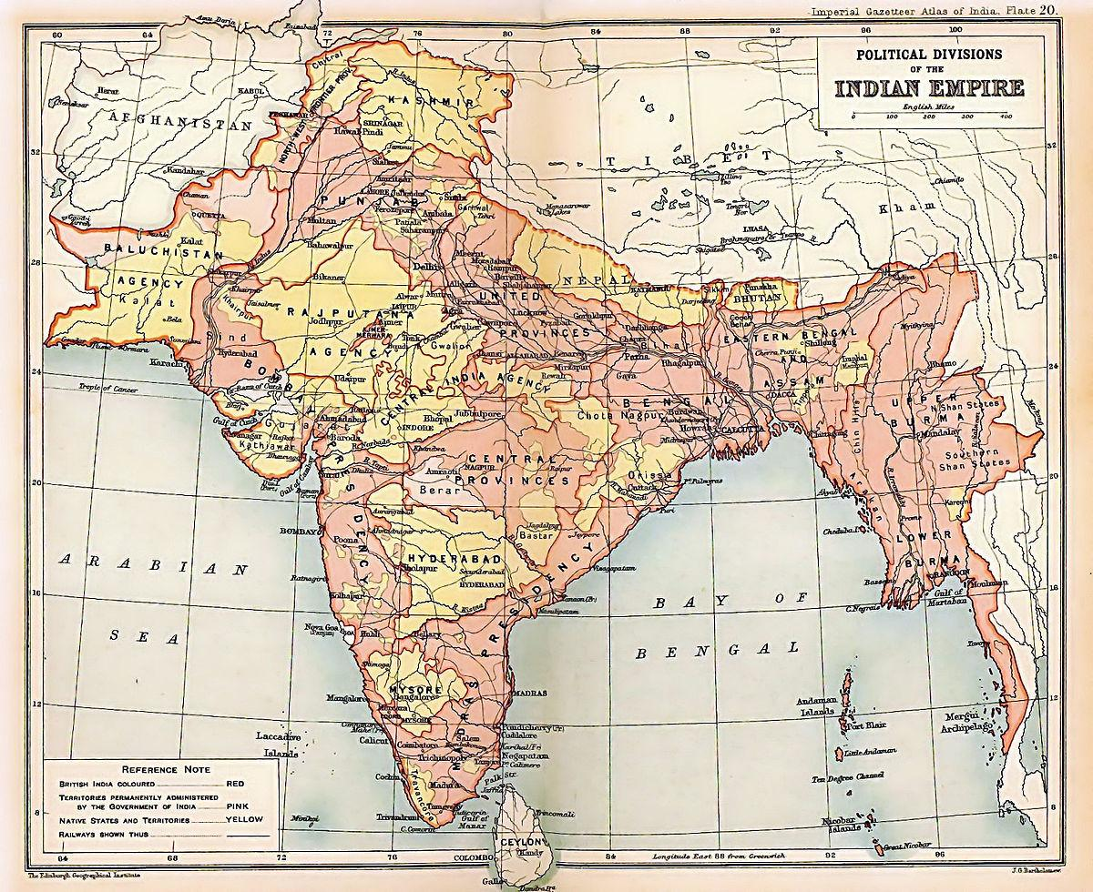Partition India