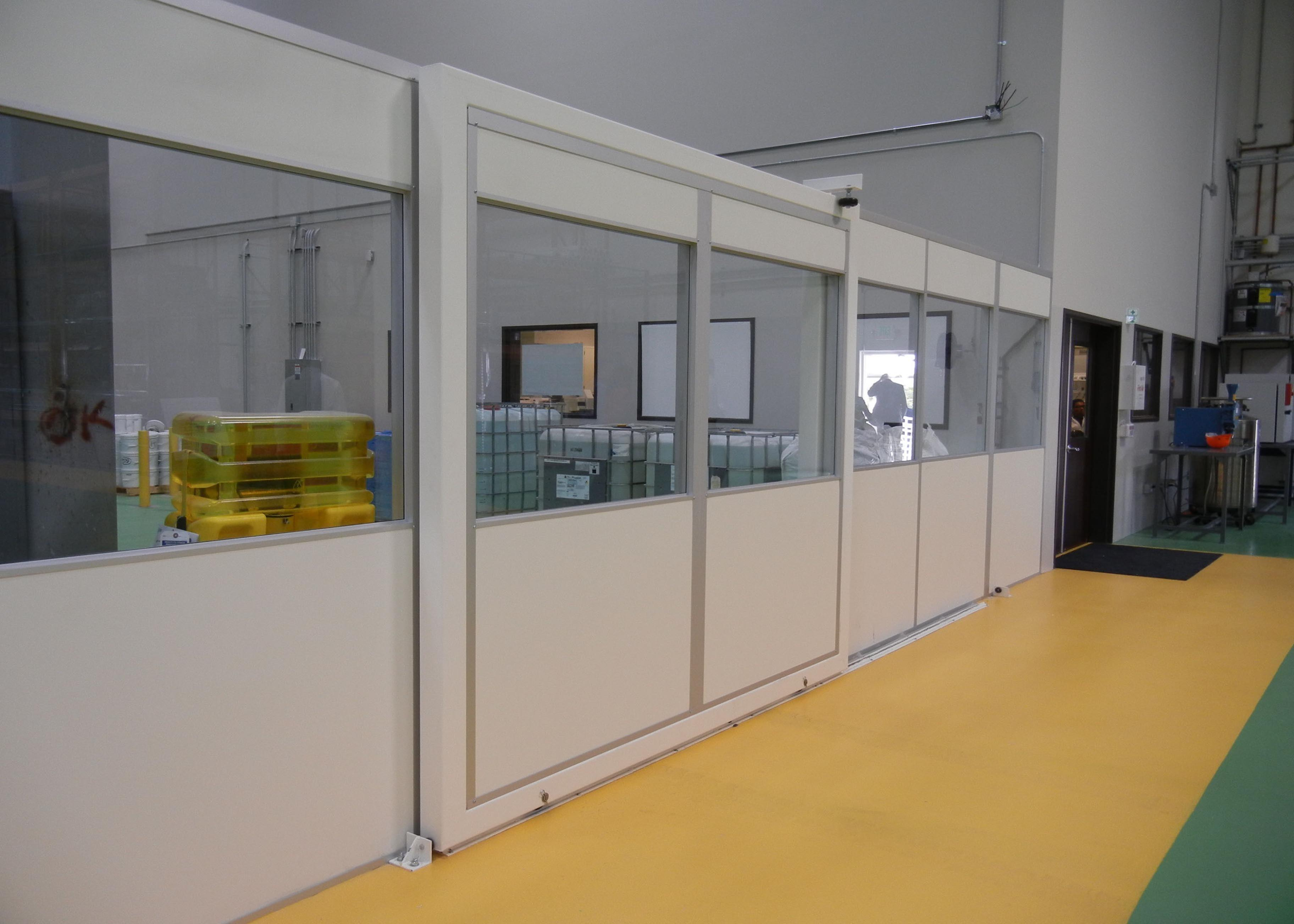 Partition Wall Allied Modular