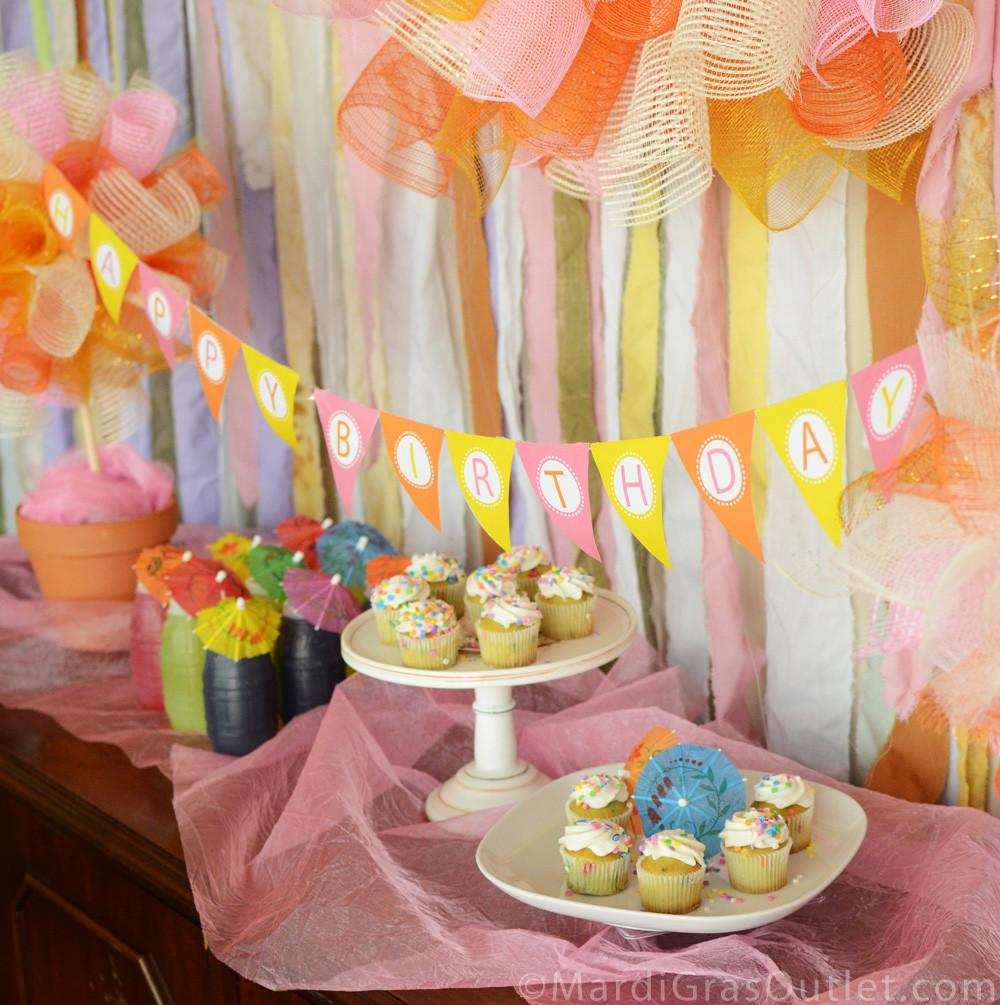 Party Ideas Mardi Gras Outlet Sweet Summer