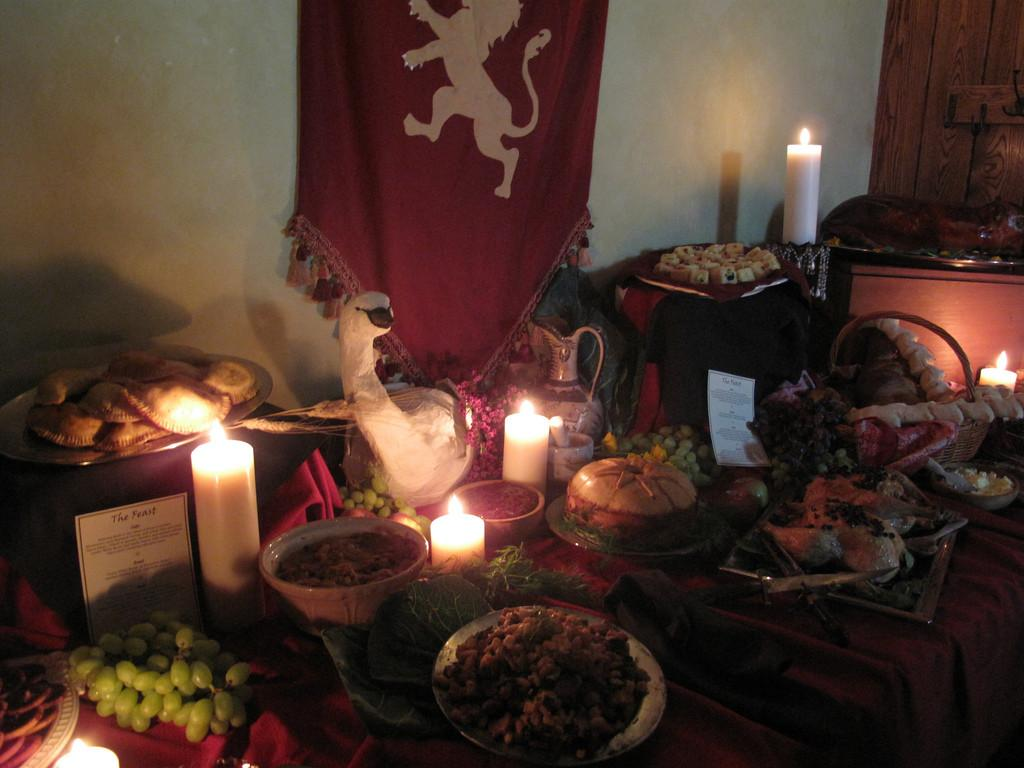 Party Like Lannister Try These Game Thrones