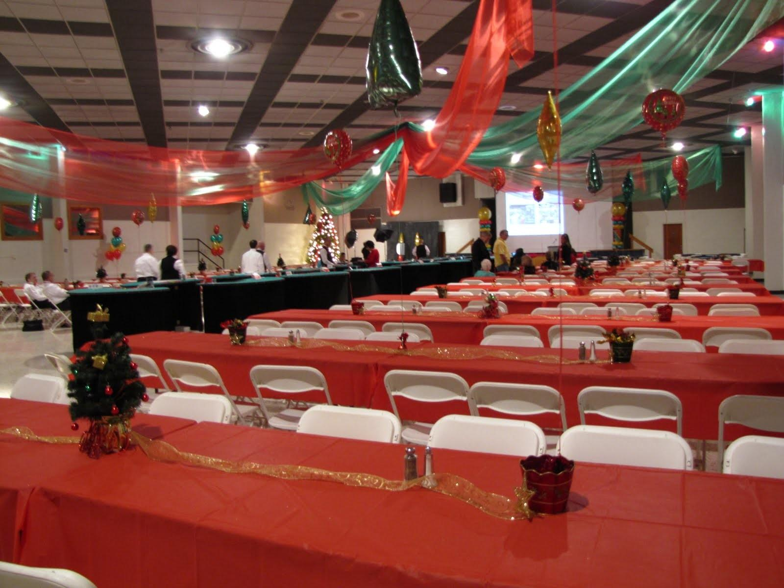 Party People Event Decorating Company Christmas