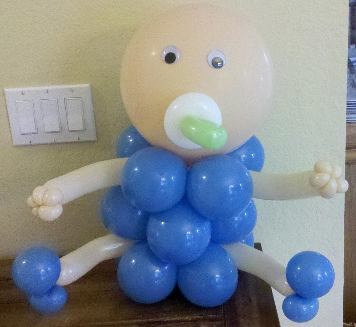 37 Trendy Baby Shower Balloon Decorations That Will Rock Your Senses Photo Examples Decoratorist