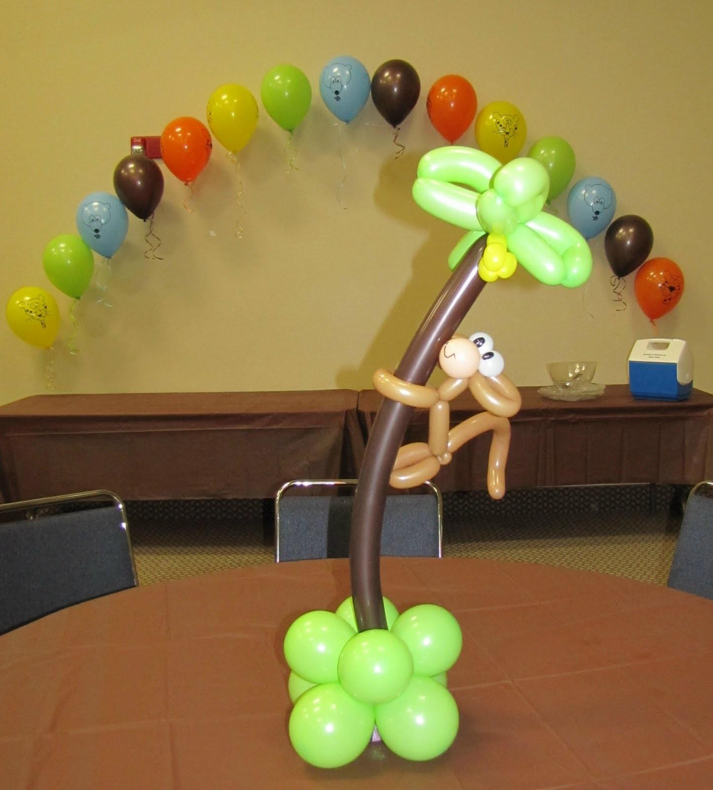 Party People Event Decorating Company Monkey Animal