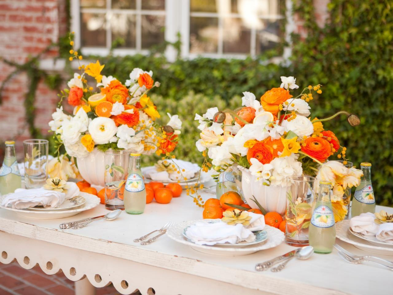 Party Ready Outdoor Spaces Entertaining Ideas