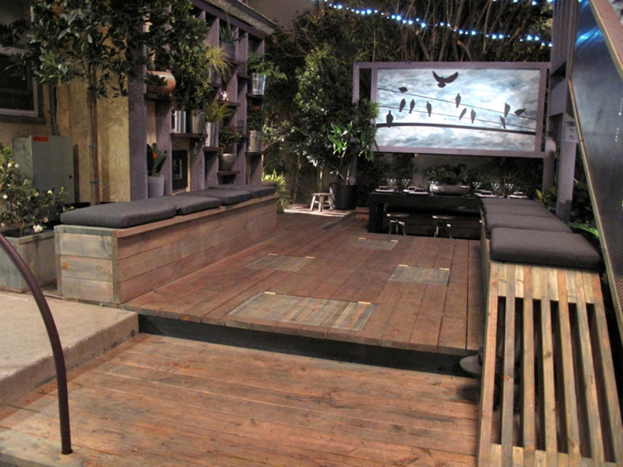 Party Ready Outdoor Spaces Jamie Durie