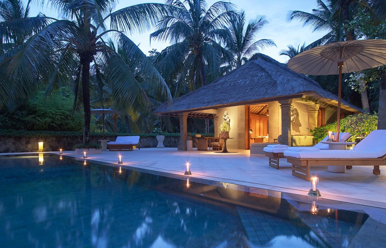 Passion Luxury Amankila Resort Bali Indonesia