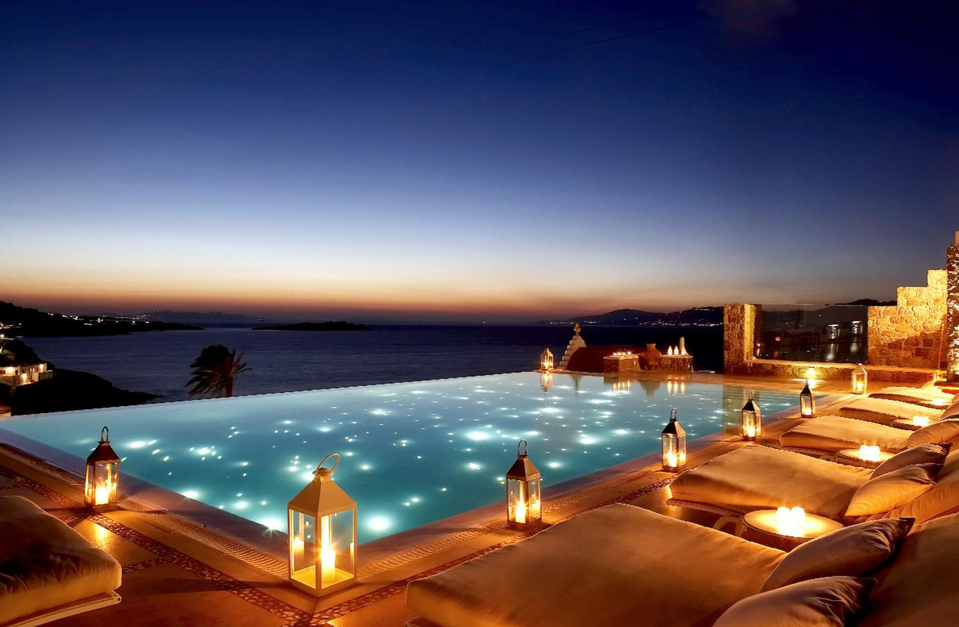 Passion Luxury Mykonos Island Greek Summer Paradise