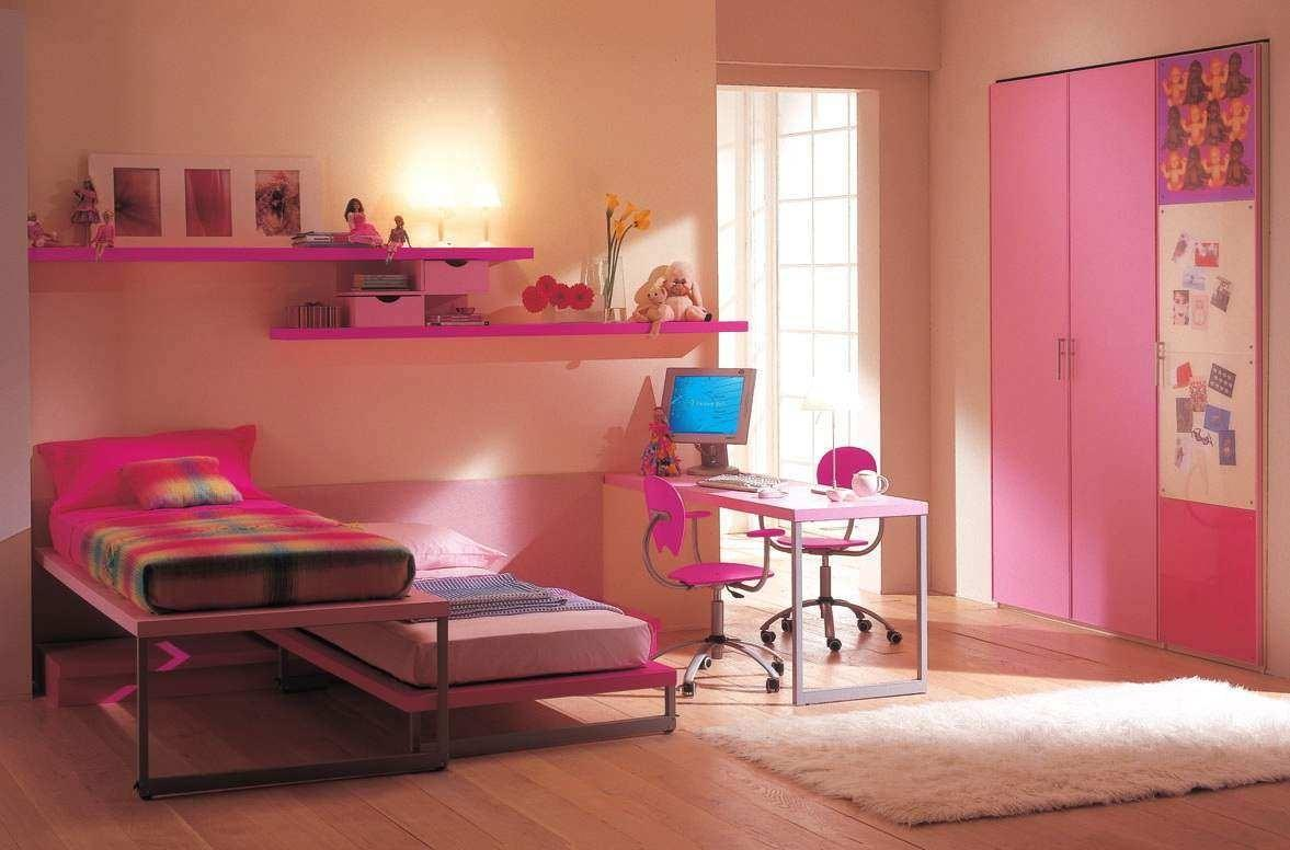 Passion Pink Rooms