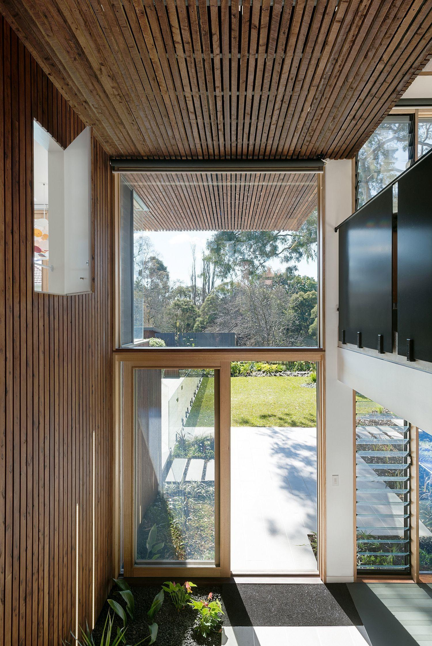 Path House Multi Level Green Melbourne Suburb