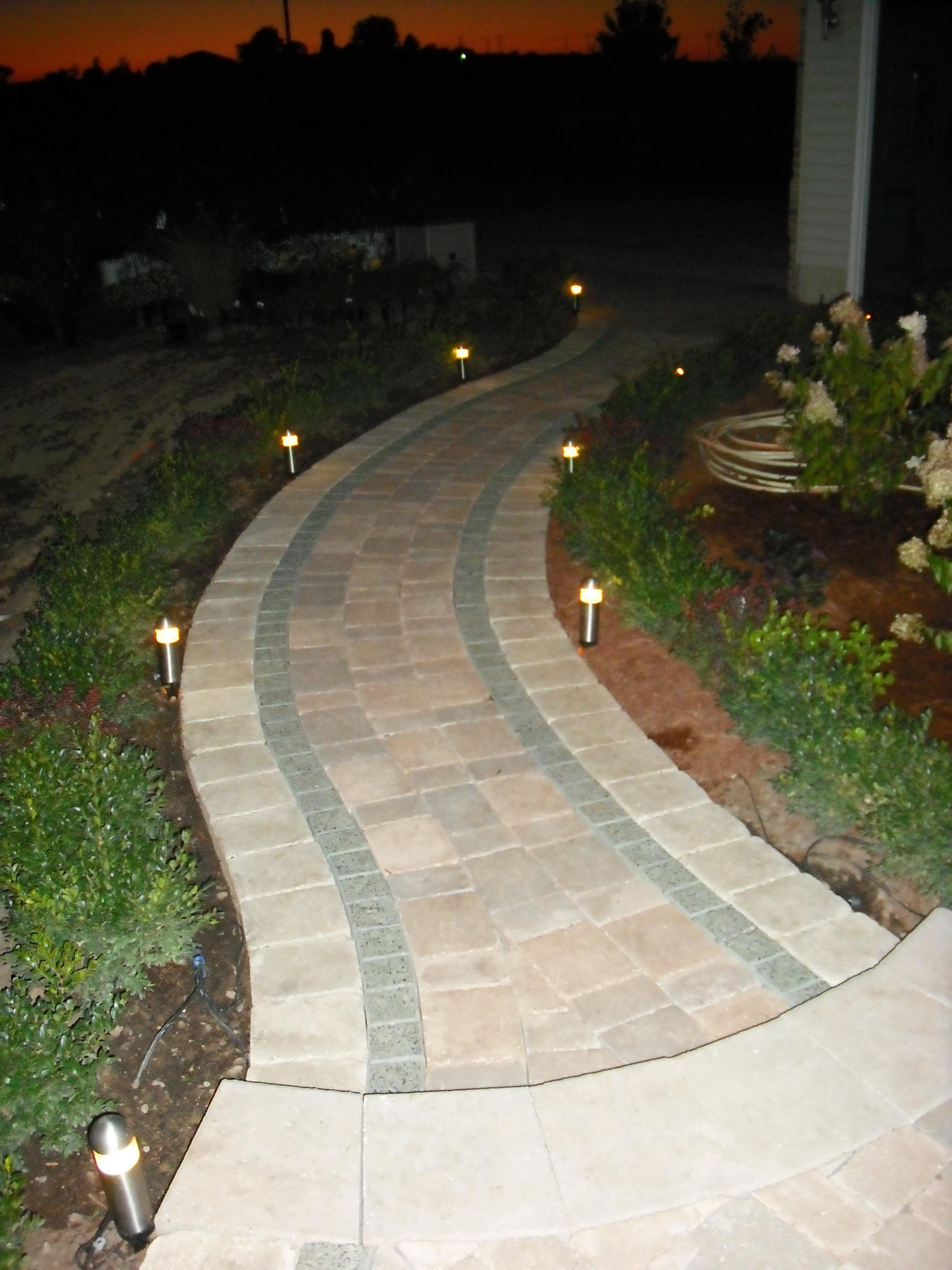 Path Outdoor Patio Lights Fascinating