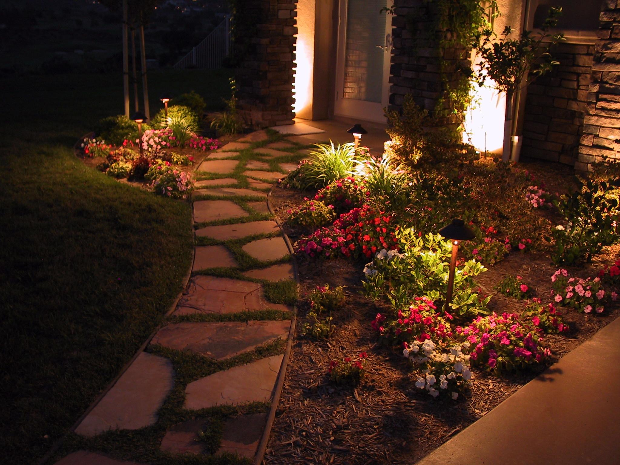 Pathway Lighting Tips Ideas Walkway Lights Guide