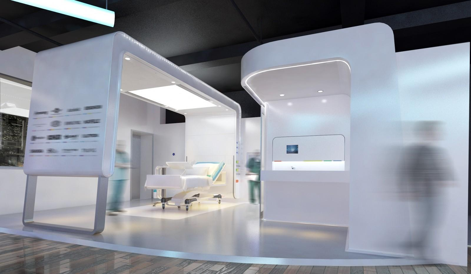 Patient Room Future Unapologetically Modern