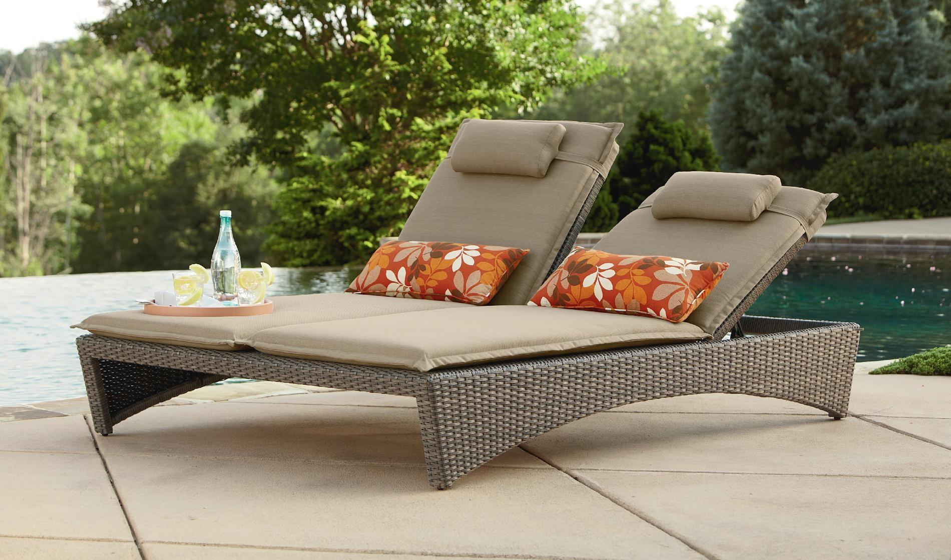 Patio Chaise Lounge Must Have Furniture Your
