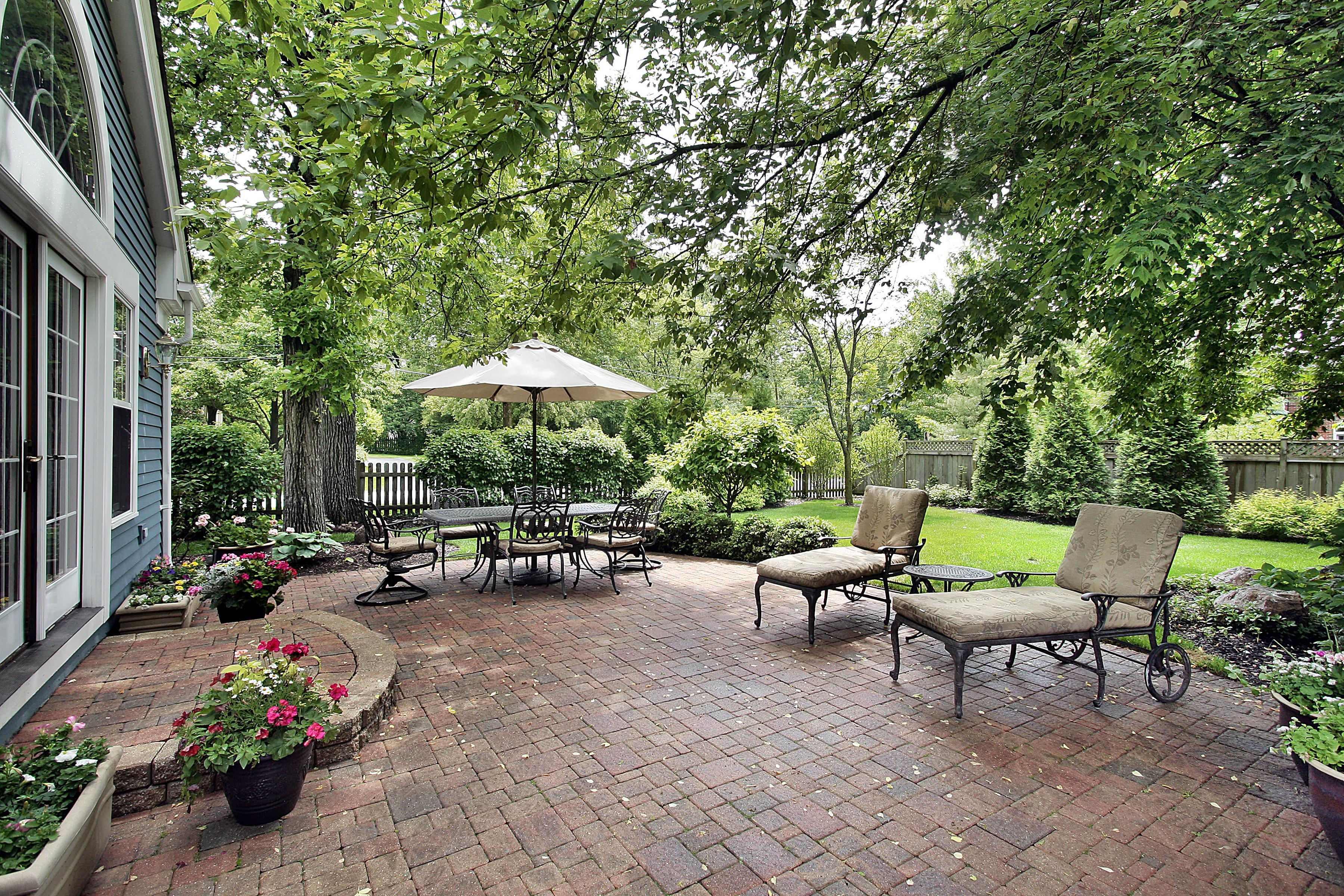 Patio Contractor Guilford Brad Hull Landscaping