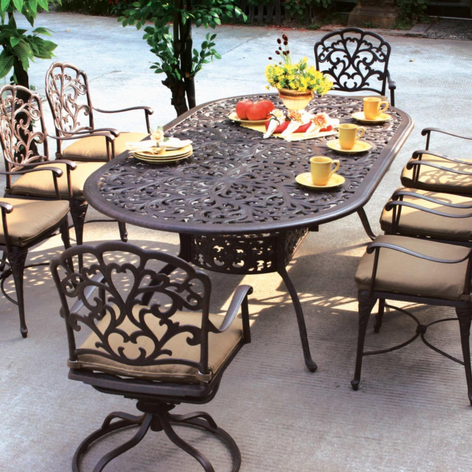 Patio Dining Table Chairs Costco Furniture