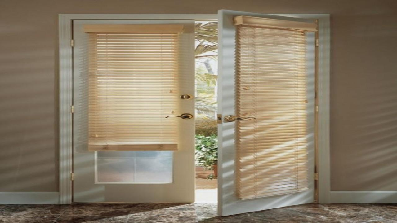 Patio Door Window Coverings French Treatments