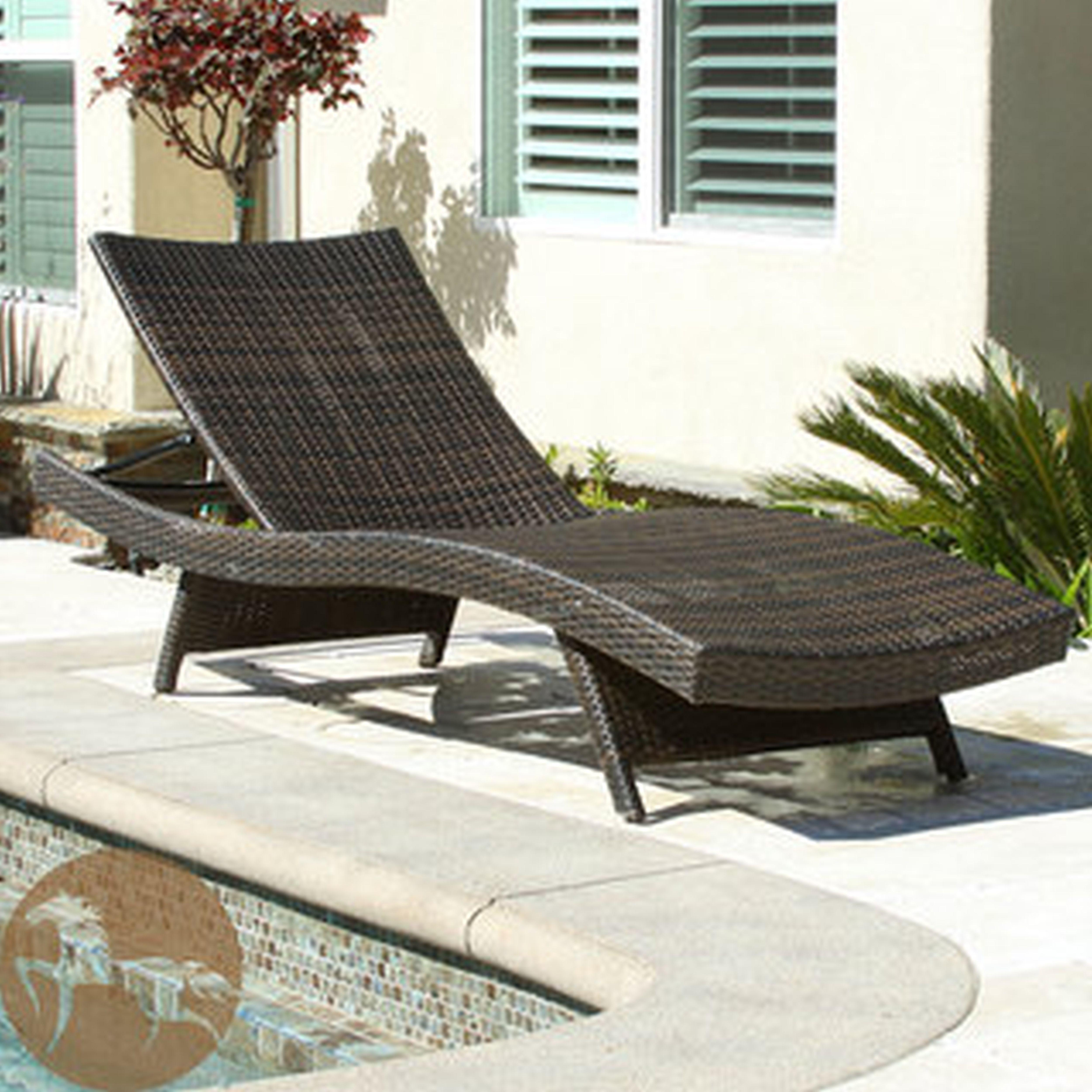 Patio Exciting Chaise Lounge Cozy