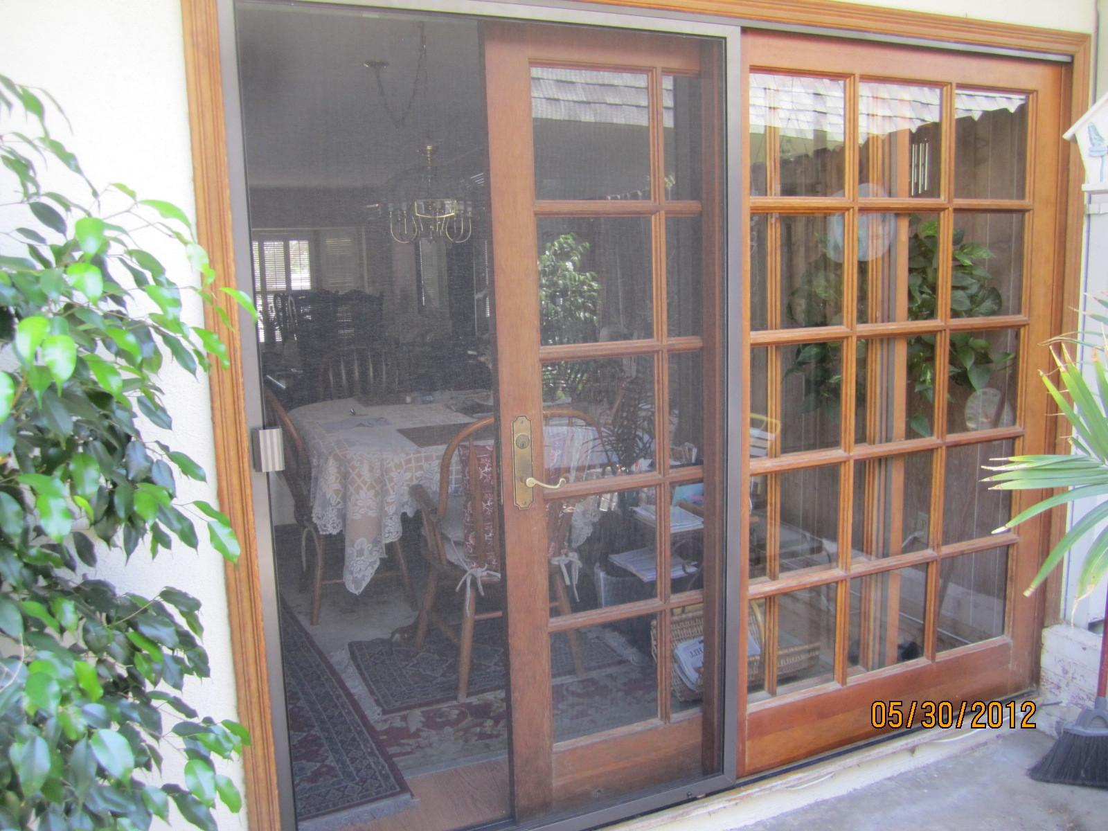 Patio French Doors Screen Inspirational Gorgeous