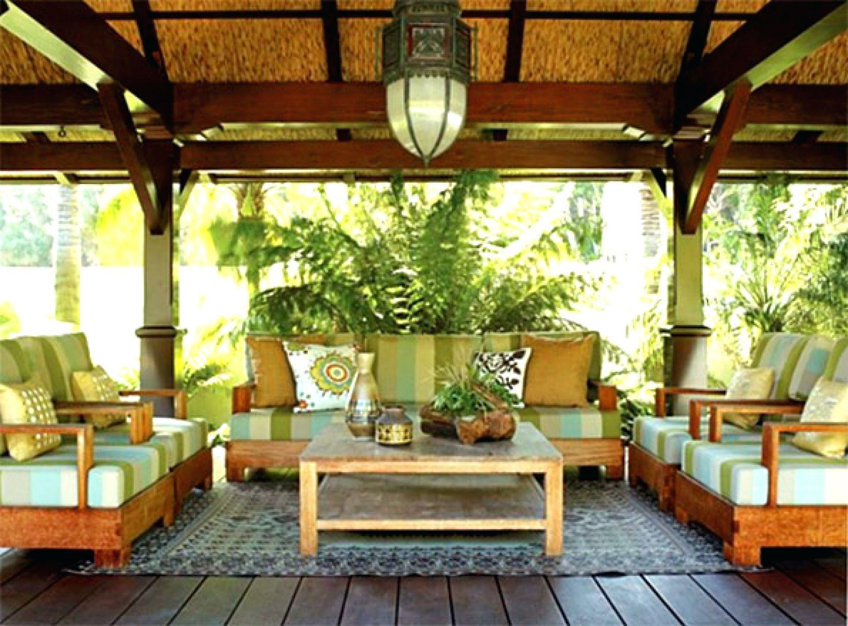 Patio Ideas Tropical Outdoor Furniture Caribbean