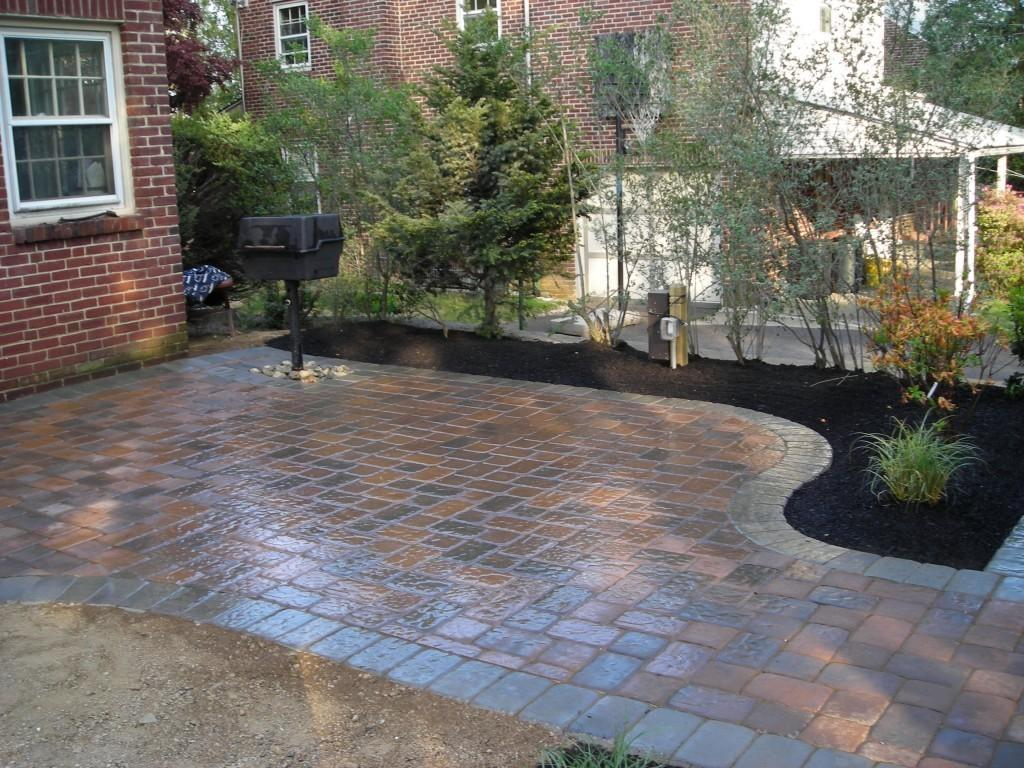 Patio Paver Ideas Excellent Outdoor Designs Grezu