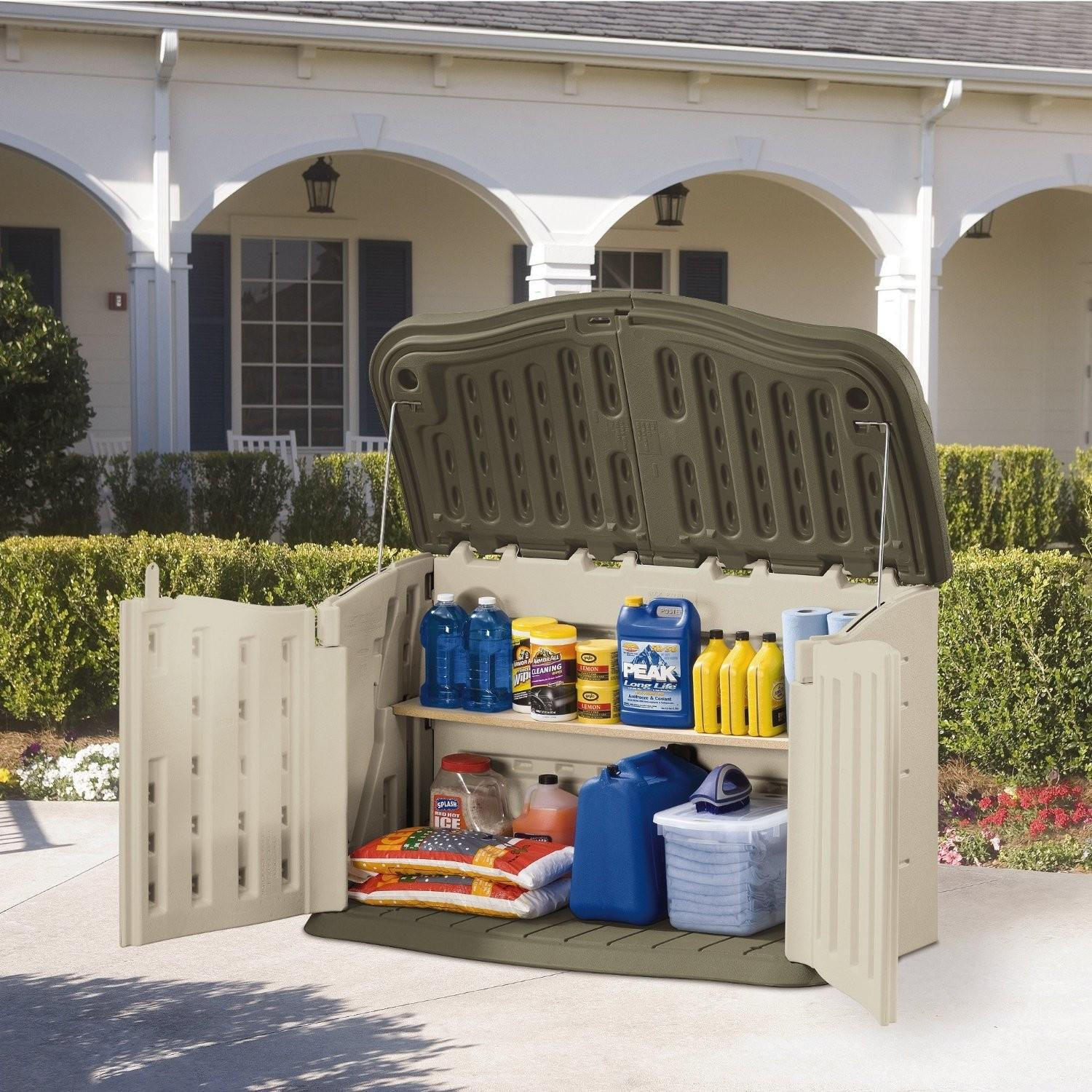 Patio Small Rubbermaid Storage Shed Ideas Your