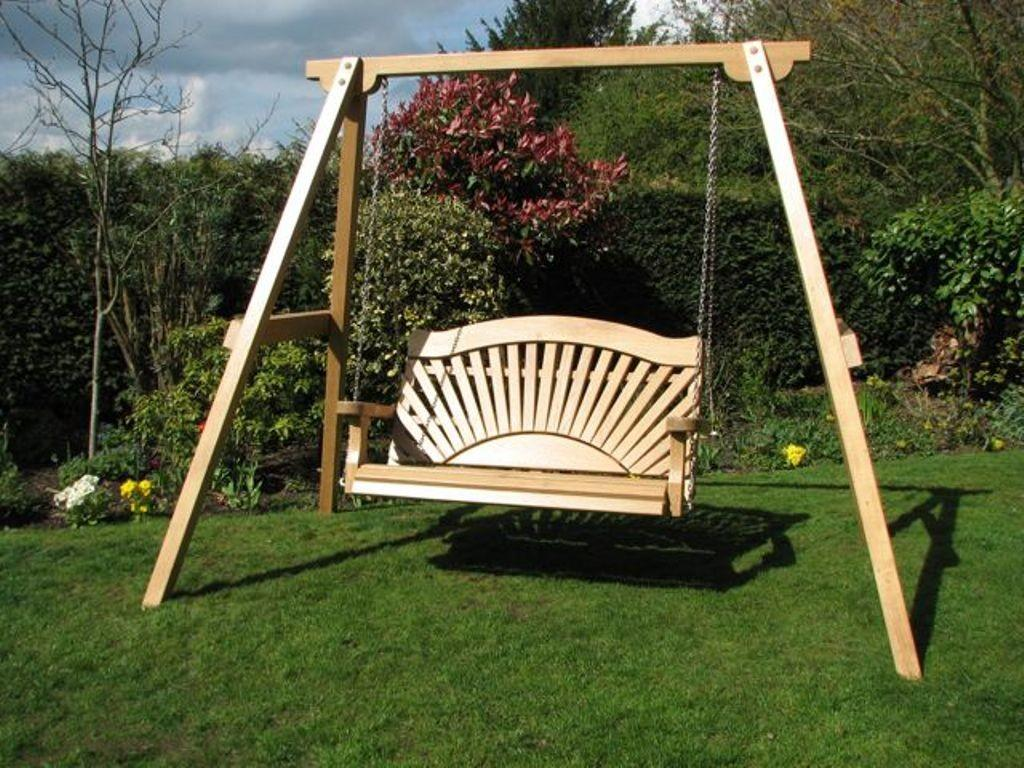 Patio Swing Chair Decorating Your Garden
