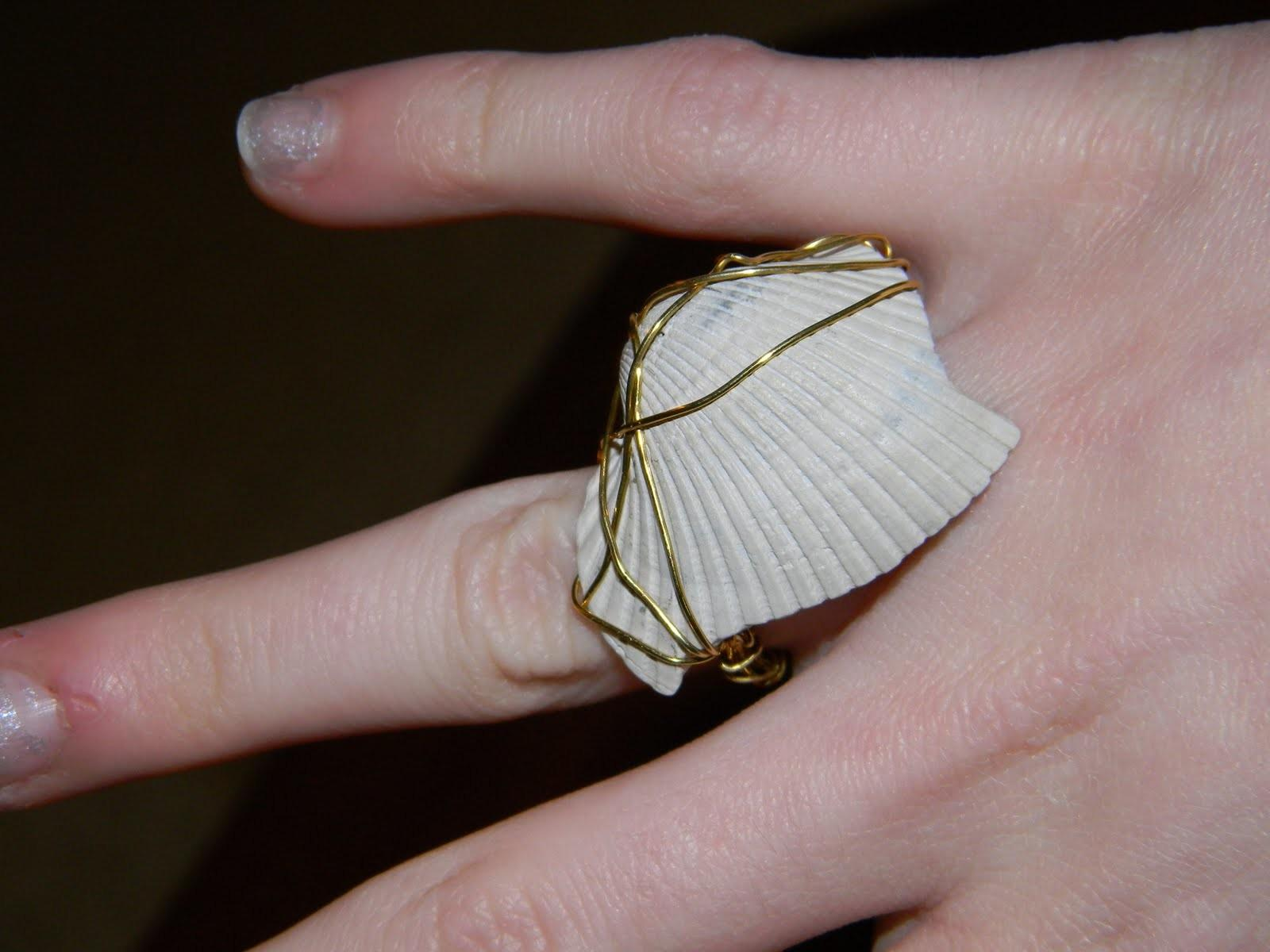 Patterns Wire Wrapped Rings Diy Tutorials