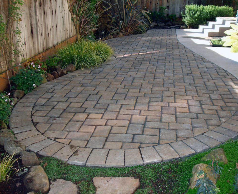 Pavers Landscaping Brick Paver Patio Designs Stone