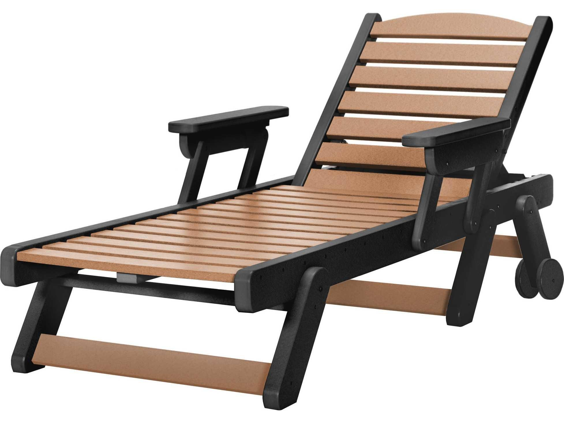 Pawleys Island Porch Recycled Plastic Chaise Lounge Srcl1