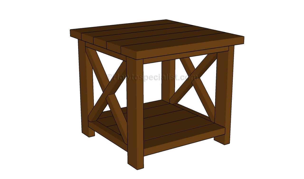 Pdf Diy End Table Building Plans Finish Cabinets