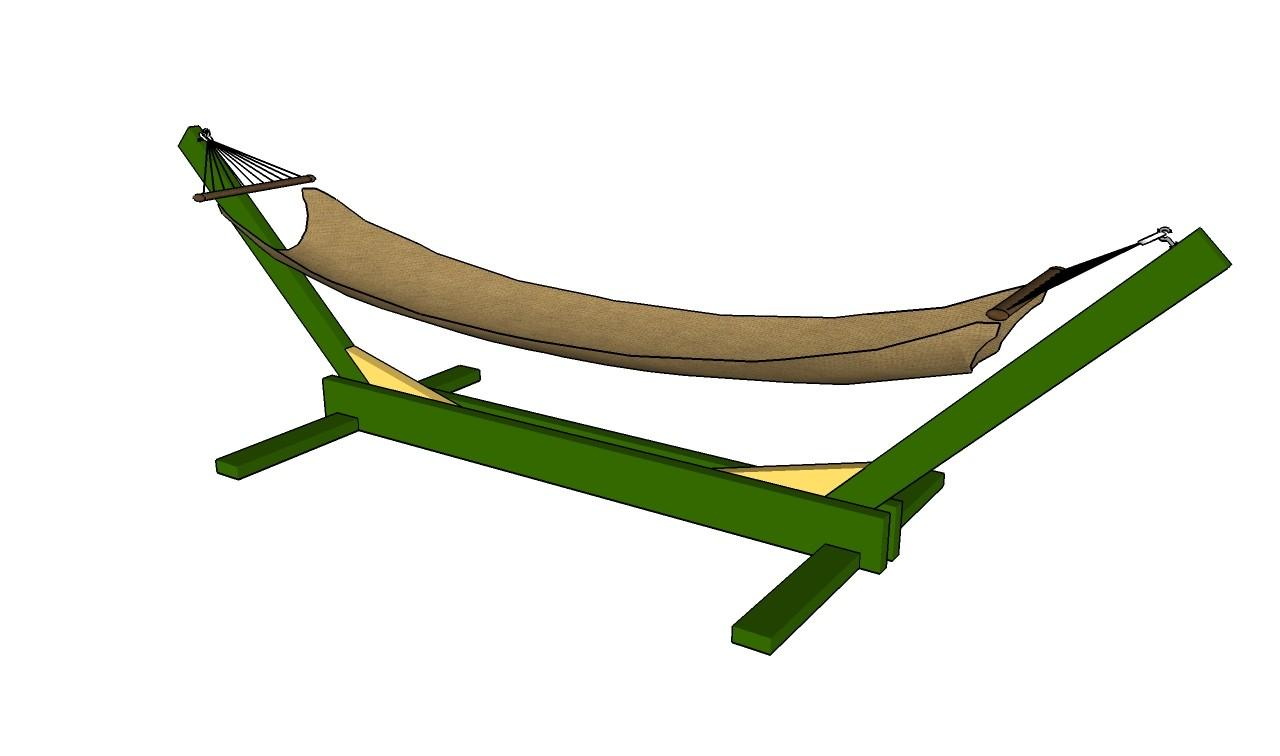 Pdf Diy Hammock Stand Plans Easy Entertainment