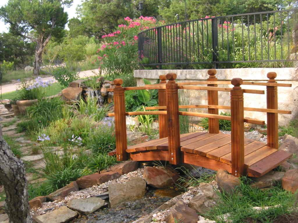 Pdf Diy Woodworking Garden Bridge