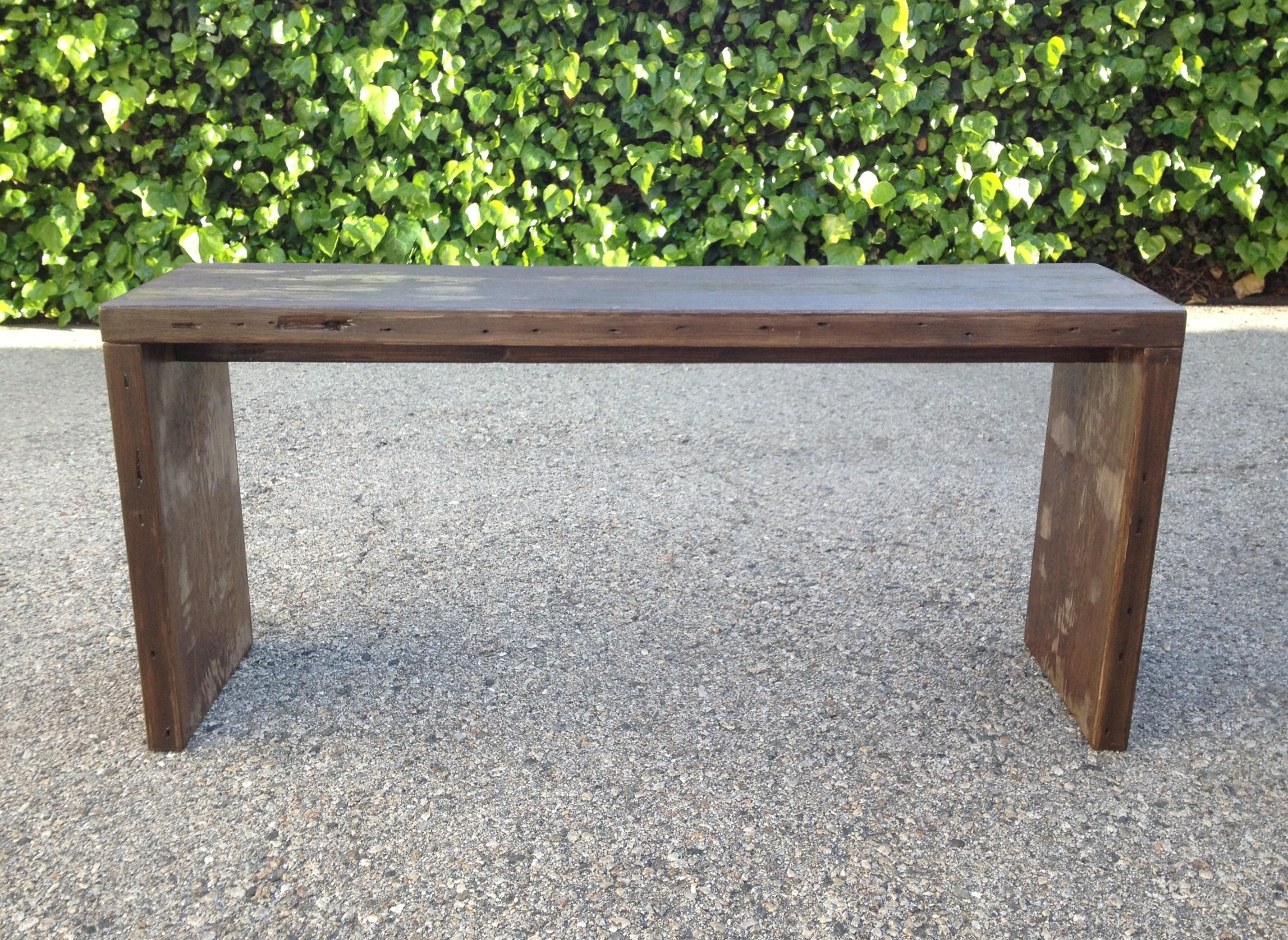 Pdf Outdoor Bench Plans Easy Diy Wooden Dining