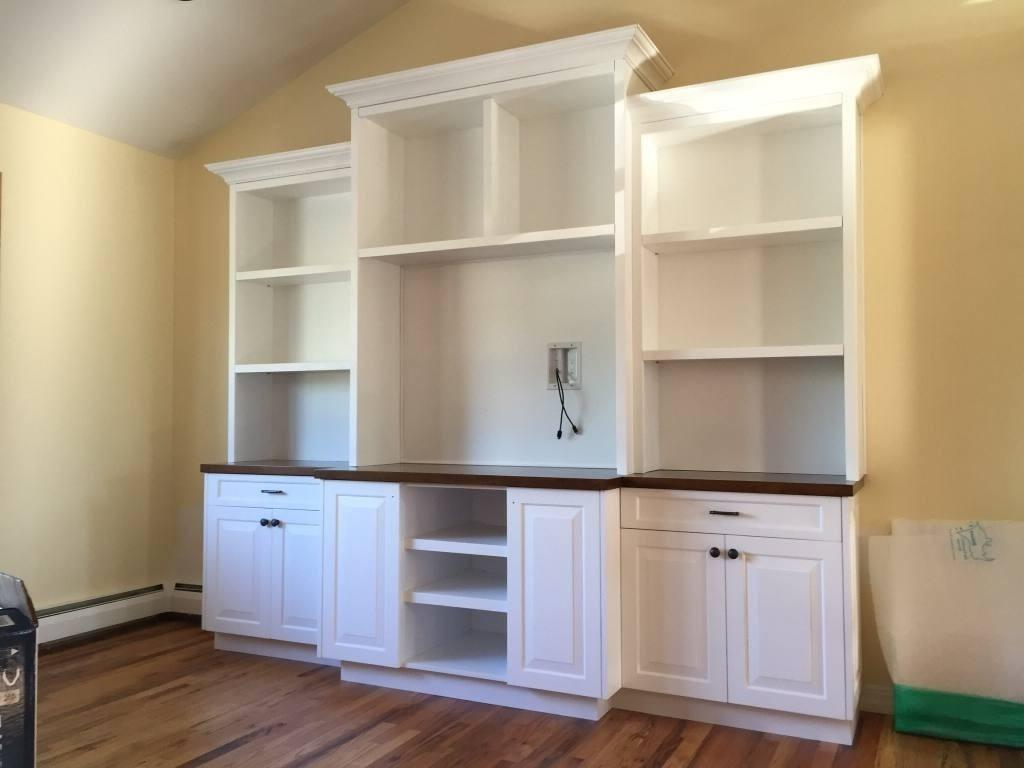 Peaceful Design Ideas Home Office Wall Units Furniture
