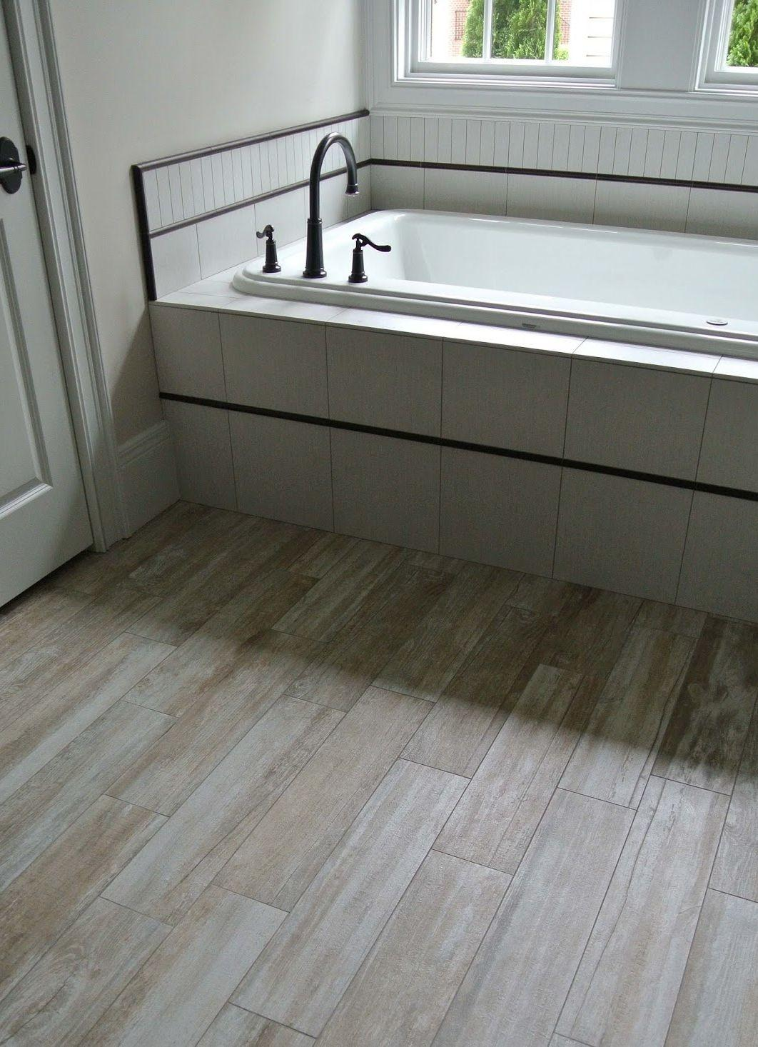 Pebble Tile Bathroom Flooring Ideas Managing