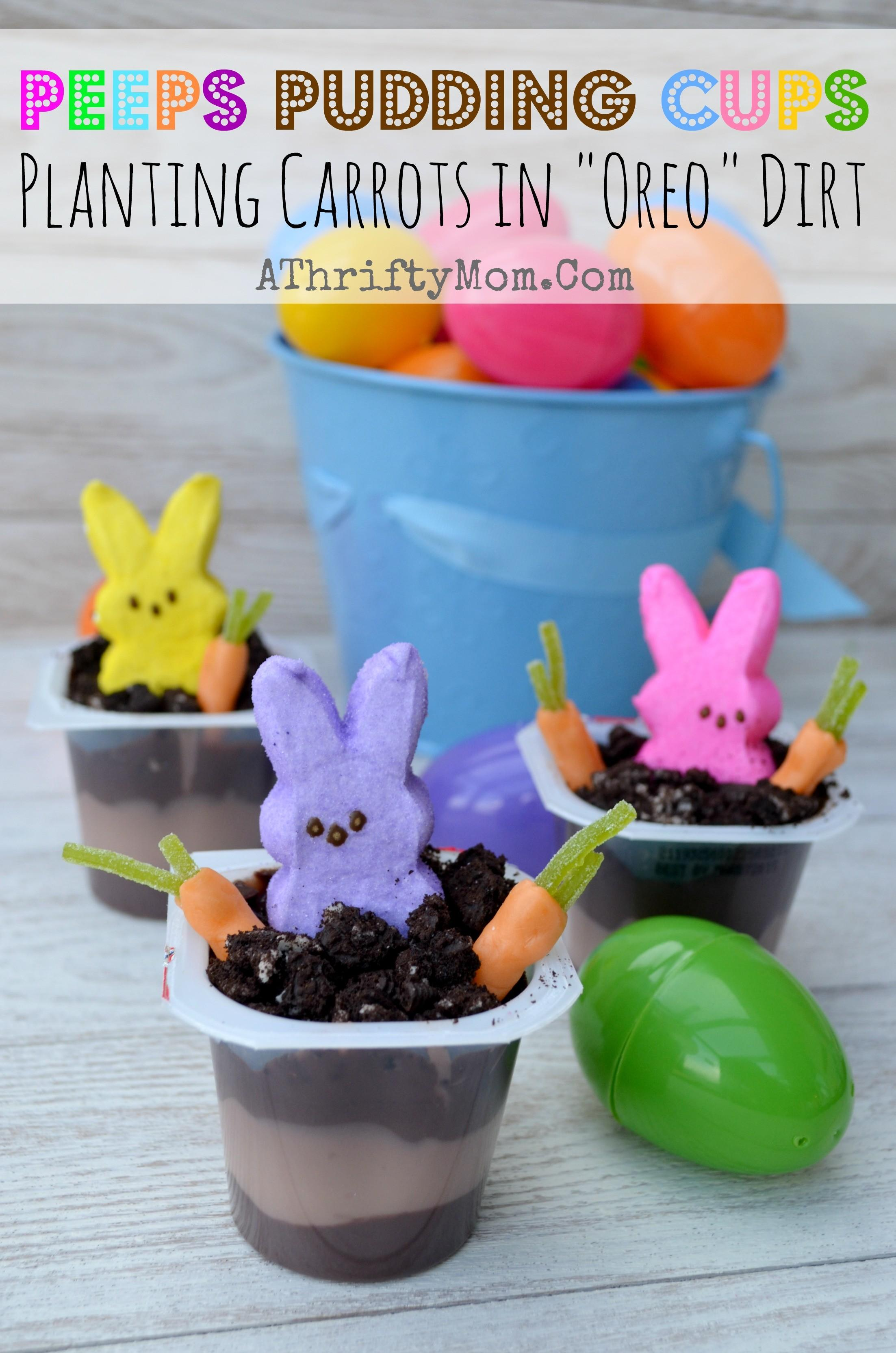 Peeps Pudding Cups Archives Thrifty Mom Recipes